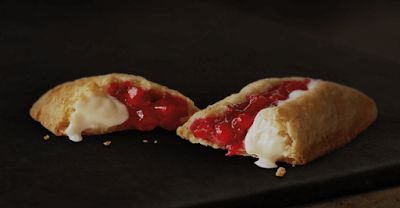 McDonald's Cherry and Creme Pies & Strawberry and Creme Pies