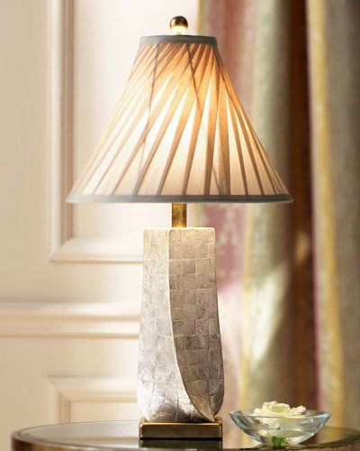 91 best table lighting images on pinterest designer table lamps h0wsy mother of pearl lamp aloadofball Image collections