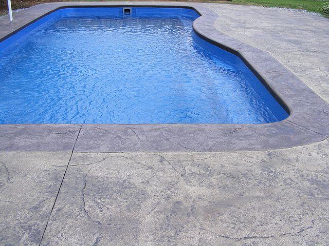 Best 25 Colored Concrete Patio Ideas On Pinterest