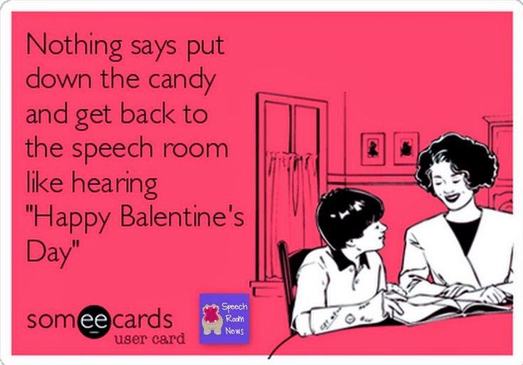 Speech Room News: Happy Valentine's Day