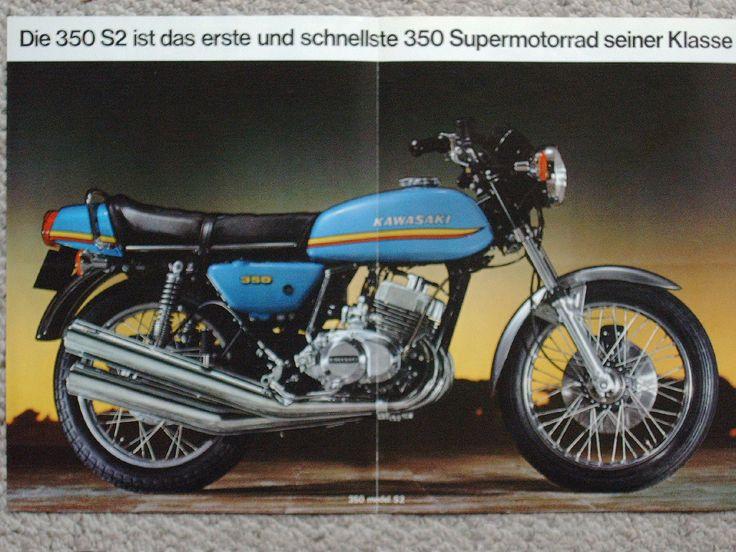 1973_Kawasaki 250 S1+350 S2 2-stroke brochure.GERMANY_02+03