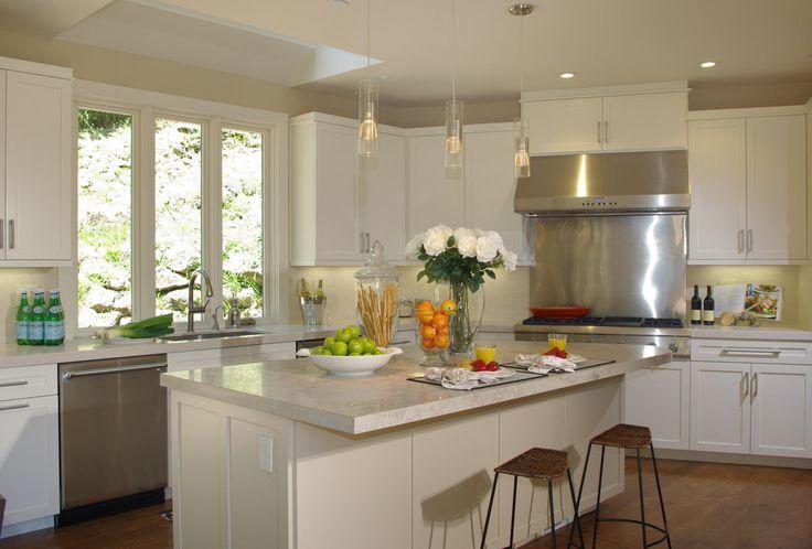 Inspiring Kitchen Lighting Ideas for Small Kitchen - http://www.lyncho.com/inspiring-kitchen-lighting-ideas-for-small-kitchen/