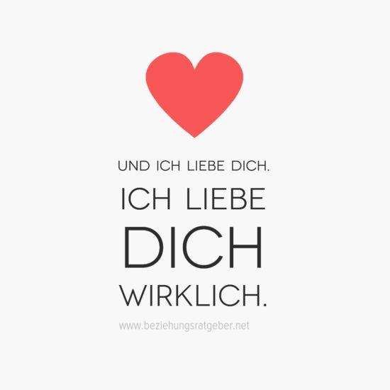 Und ich #liebe dich - Ich liebe dich wirklich. Glückliche #Beziehung langfristig & #erfolgreich aufbauen: http://www.beziehungsratgeber.net/beziehungstipps/glueckliche-beziehung-fuehren/