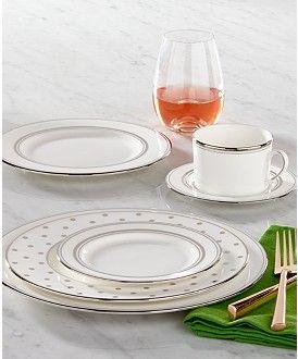 Fine China Dinnerware - Macy's
