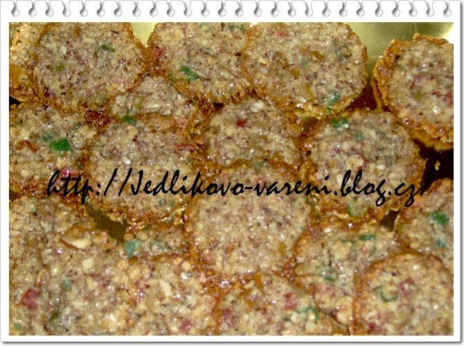 Jedlíkovo vaření: Cukroví #xmas #christmas #baking #cukrovi #vanoce #marokanky