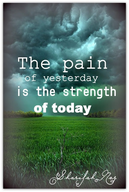 quote by sharifahnorInner Strength, Strength Quotes For Him, Crowns, God Is, Motivation, Pain, Posters, God First, Inspiration Quotes