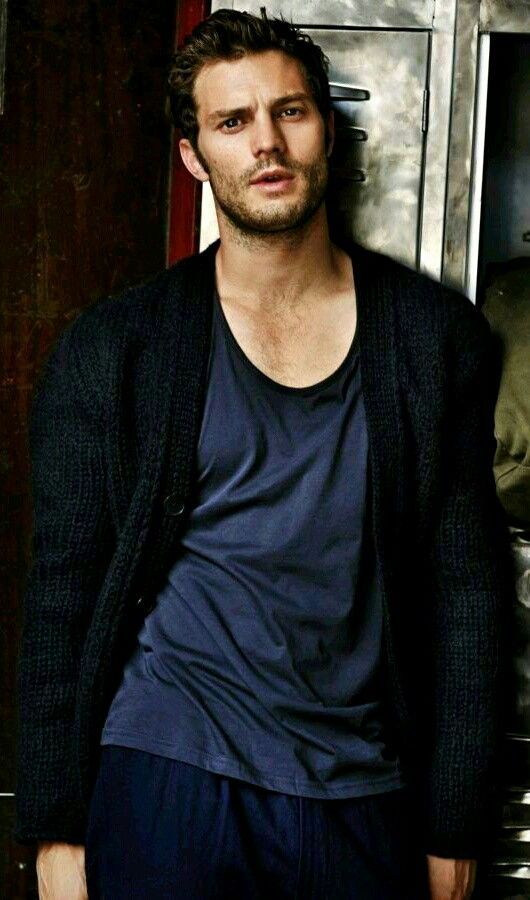 Yeahh.. really wasn't happy about him being cast as Christian, but he's still hot as hell...