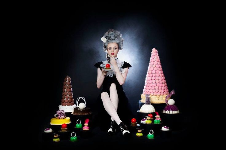 Louis Sergeant Sweet Couture. Patisserie