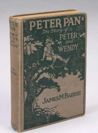 peter pan and wendy libro - Buscar con Google ... the book that started it all ... also available at Project Gutenberg for free