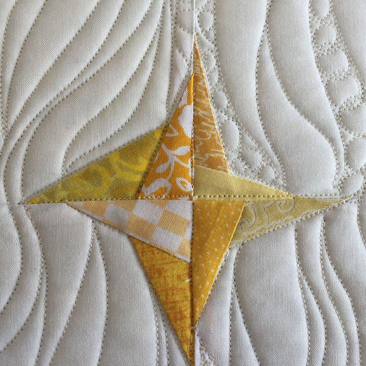 Twinkling Star ⭐キラキラ星 ⭐  #JUKI felisaquilts.com