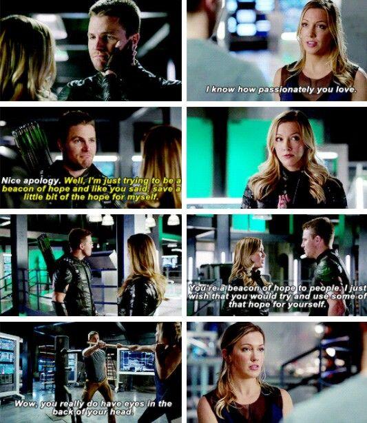 #Arrow #Season4 #4x17   Show, you've never been subtle but at least Laurel got a decent swan song