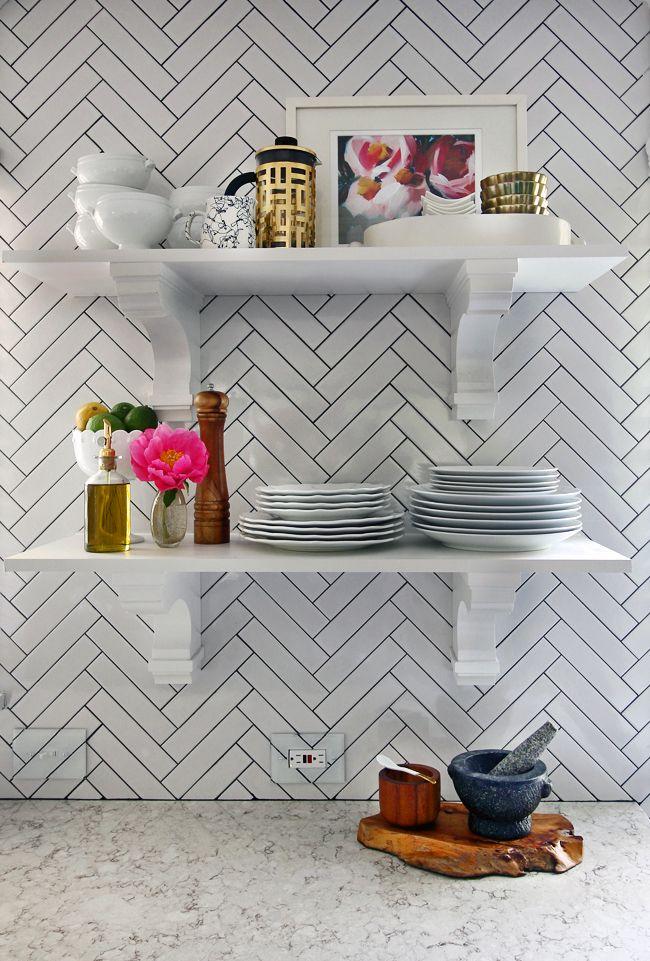 hunted interior: Kitchen Reveal with Martha Stewart Living™