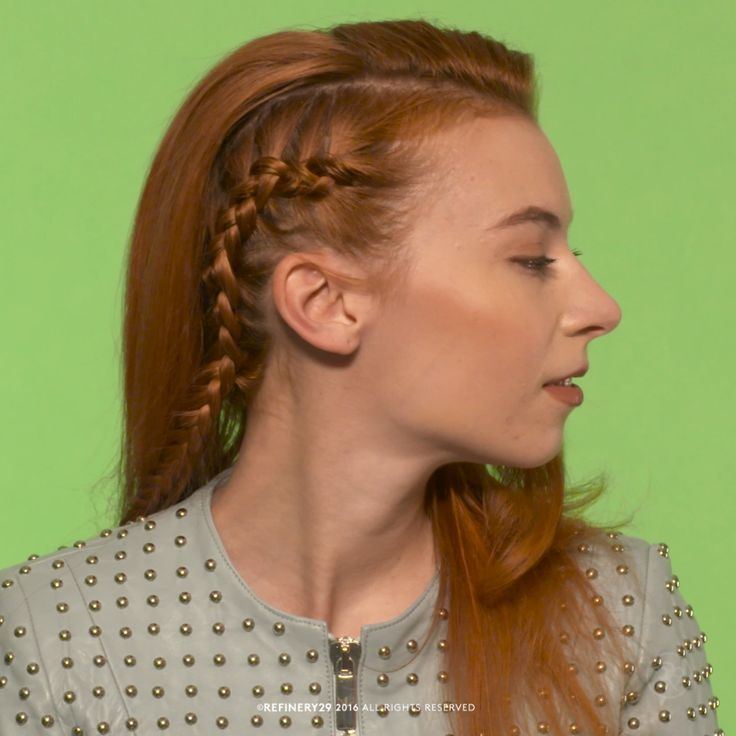 Braid Upgrade: Try This New Way to Wear Your Dutch Braid