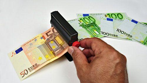 Money machine, 2016 - by Luis Bonito, Portuguese