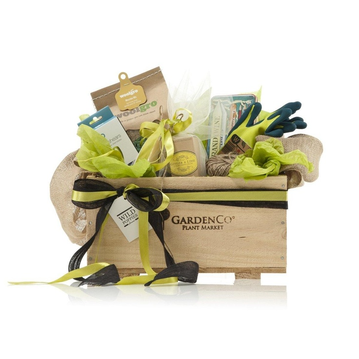 WildPoppies Green Fingers Small Garden Gift Box  $75.00