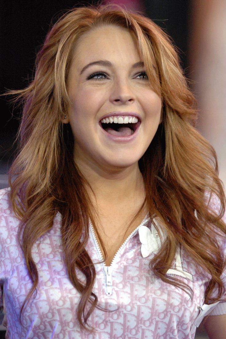 2004: Lindsay Lohan