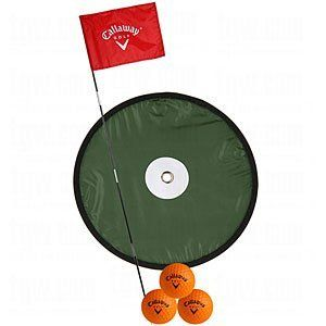 callaway backyard driving range flag target backyard driving range