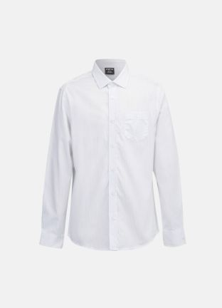 Хлопковая рубашка за 1399р.- от OSTIN