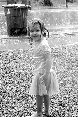 """we are always """"young"""" in the rain...."""
