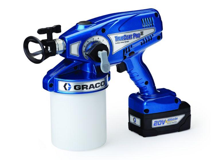 Graco TrueCoat Pro II Handheld Airless Sprayer Paint
