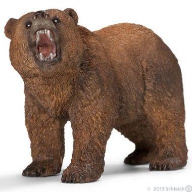 Schleich - Han grizzlybjørn
