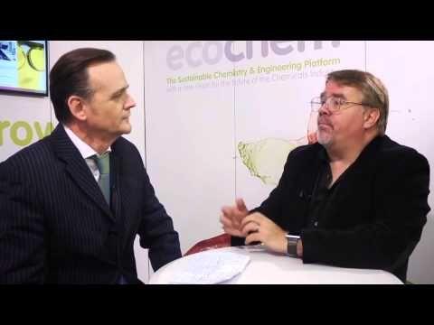 """Dr. John Warner, Warner Babcock Institute for Green Chemistry LLC at Ecochem 2013"" #GreenChemistry"