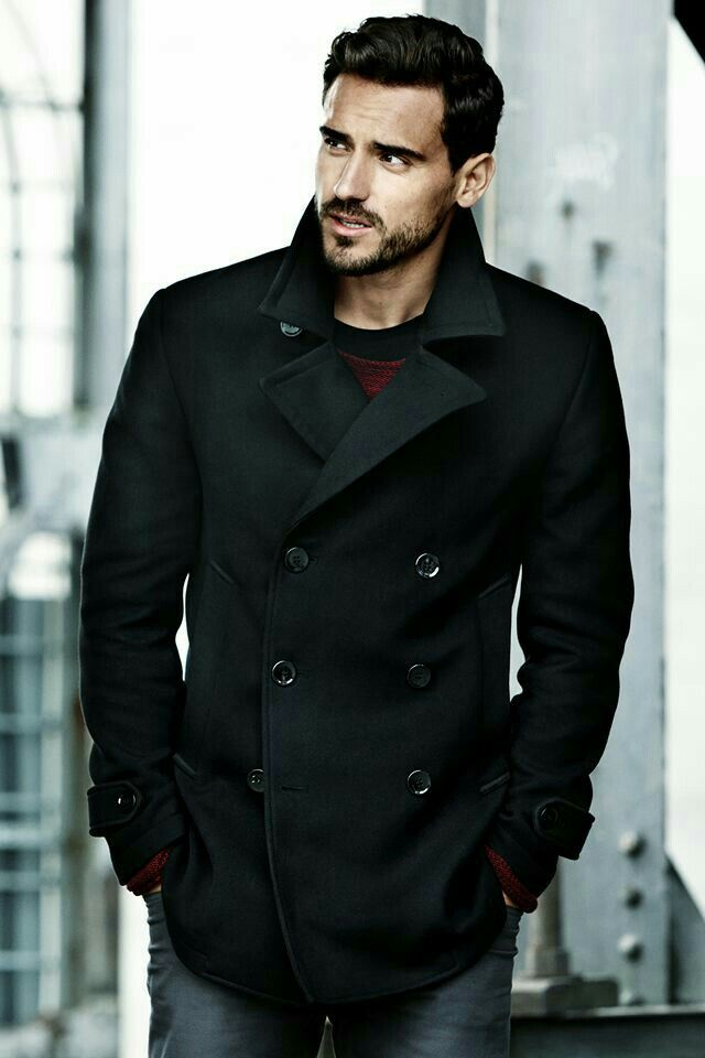122 best Peacoat images on Pinterest | Peacoats, Men's fashion and ...