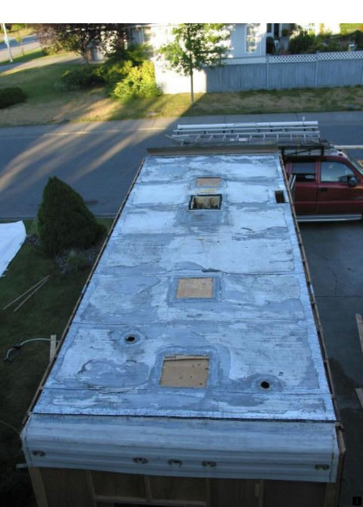 Read Information On Mobile Rv Service Check The Webpage To Get More Information The Web Presence Is Worth Che Vintage Camper Rv Roof Repair Camper