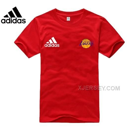 http://www.xjersey.com/adidas-los-angeles-lakers-red-tshirt.html Only$27.00 ADIDAS LOS ANGELES #LAKERS RED T-SHIRT #Free #Shipping!