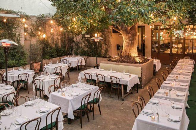 Los Angeles Garden Restaurant Wedding Venues Outdoor Restaurant Patio Outdoor Restaurant Restaurants Outdoor Seating