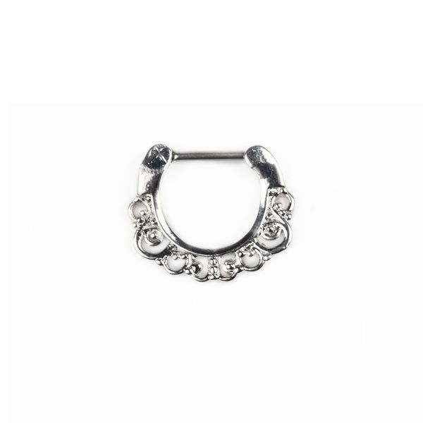 1.2mm Septum Clicker -Ornamentit