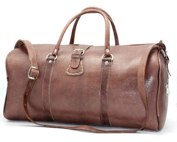 Travel bagWeekenderleather backpack leather duffle bag