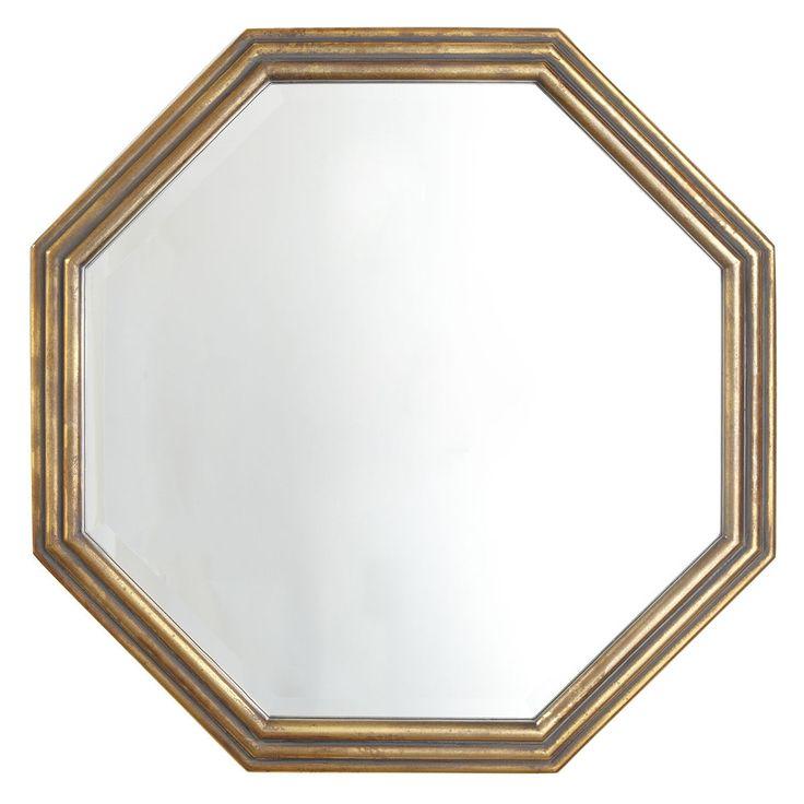 Octagon Mirror | Wisteria