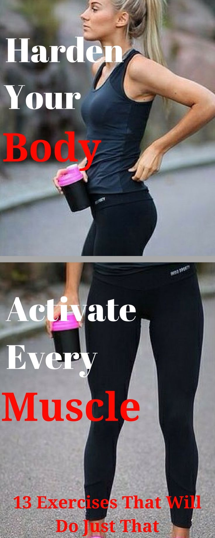 get in shape easy and fast with these exercises