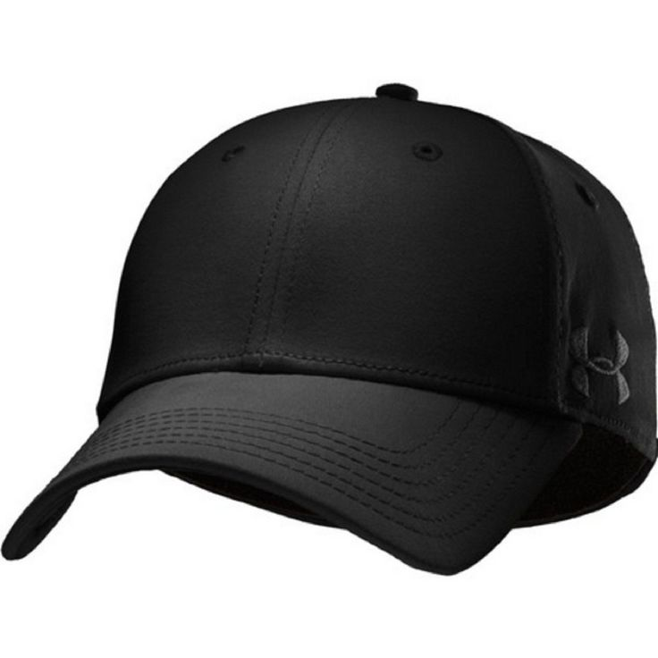 Under Armour Tactical PD Stretch Fit Cap - UA Tonal Logo Fitted Baseball Hat