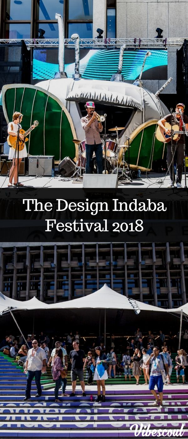 21 - 24 February 2018. It's more than a conference, it's more than a music festival. It's the annual do-tank at the intersection of innovation, business and social impact design. #capetown #events #festival