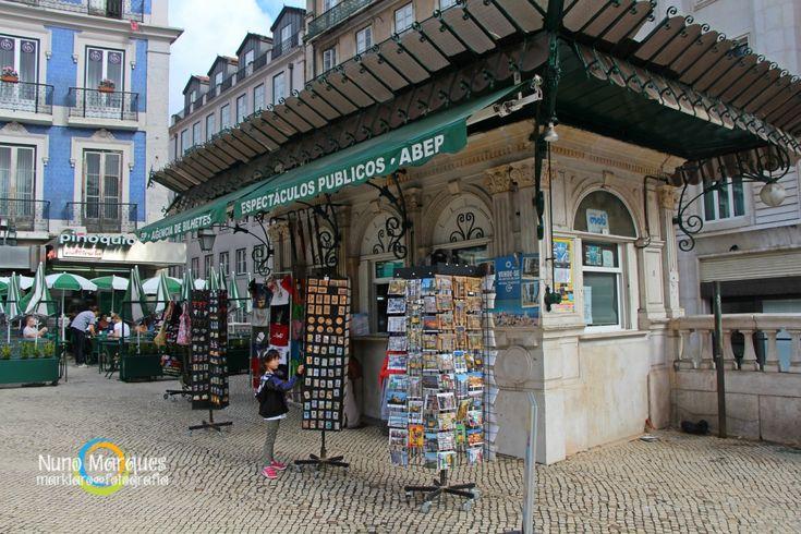 Restauradores, Lisboa. Portugal.