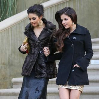 Selena's hair