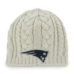 New England Patriots Women's '47 Brand Shawnee Knit Hat $19.99 http://www.fansedge.com/New-England-Patriots-Womens-47-Brand-Shawnee-Knit-Hat-_25852544_PD.html?social=pinterest_pfid22-40371