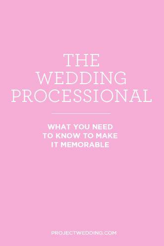 Best 25 Wedding Processional Songs Ideas On Pinterest