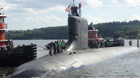 Washington state will soon have a U.S. Navy submarine named after it.    The Department of Defense announced the USS Washington, SSN 787, is one of five Virginia-class attack submarines to be named after states. The Puget Sound area is home to the Navy's third-largest fleet concentration.
