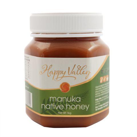 New Zealand Manuka Honey – Happy Valley – 1kg | Shop New Zealand