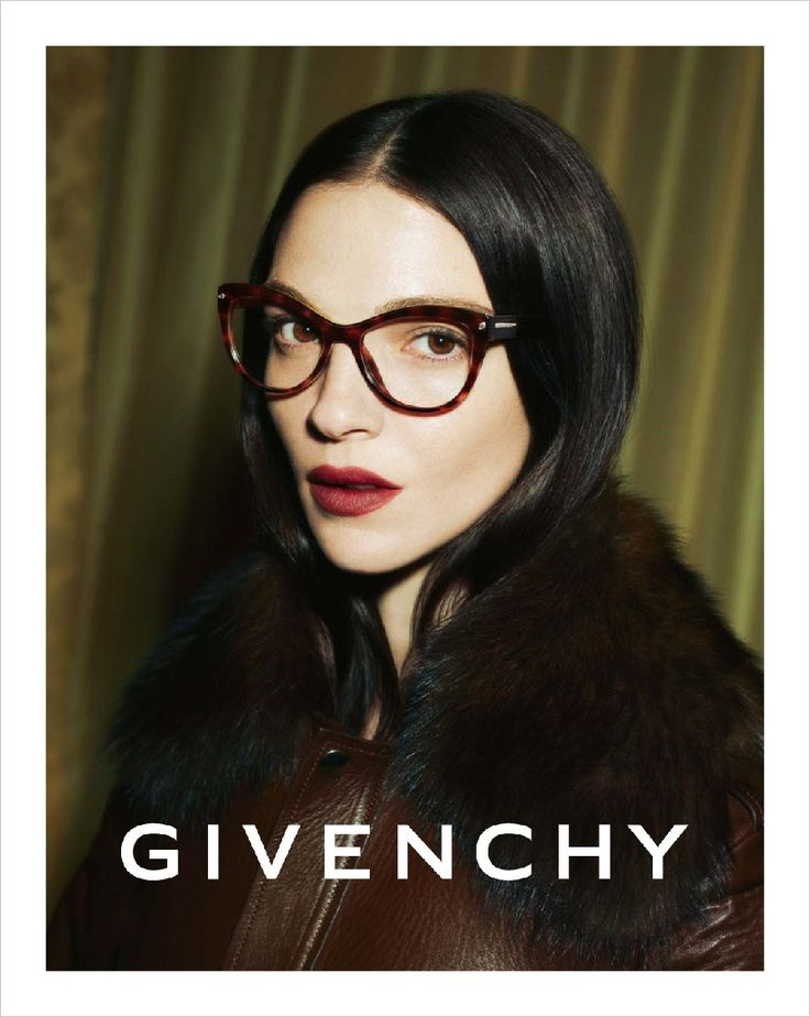 The Fall/Winter 2014-2015 Givenchy Eyewear Campaign