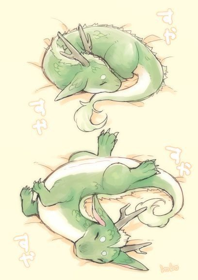 Lol this looks like Lucy (if she were a dragon, of course )