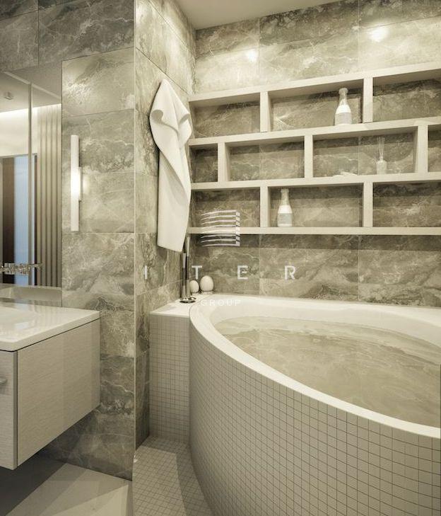 Квартира  – площадью 127 м2 – Деликатная простота