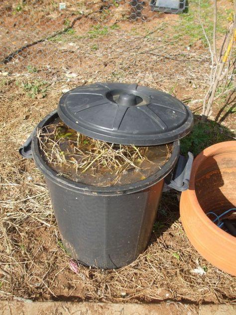 ВедаМост: Зелёное удобрение, или ферментизированная жидкость из бочки