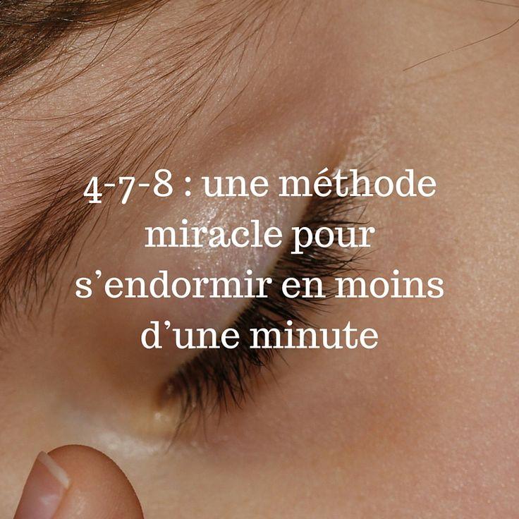 Andrew Weil, diplômé d'Harvard et adepte des médecines alternatives a mis au point une méthode efficace pour trouver le sommeil en moins d'une minute. Utile à la fois pour les parents et pour les enfants. Elle est basée sur un principe proche de celui de la cohérence cardiaque et est fortement inspirée du yoga. Voici le …