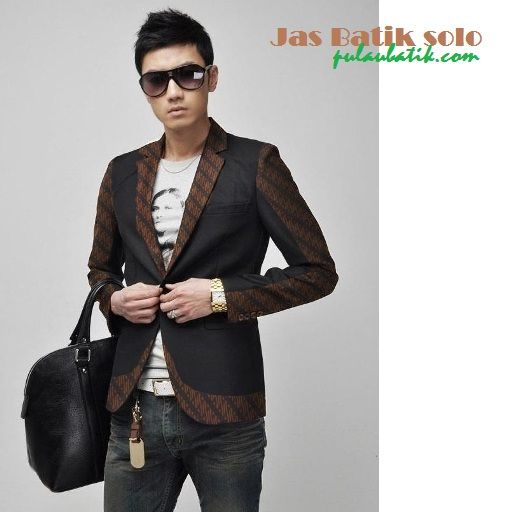 jas batik pria modern adalah produk baju blazer pria premium terbaru dari kami yang jual aneka model dan desain pakaian pria formal