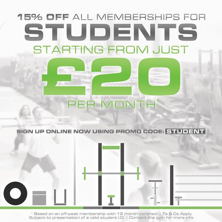 Are you a STUDENT who wants to #TrainLikeAnAthlete at the UKs Best Functional Training Gym? - With our Student membership you will get 15% OFF your monthly membership cost allowing you to come and train for as little as 20 per month - Sign up online now to receive this offer simply use 'STUDENT' in the promo code section when prompted. Sign up link in our bio  #Birmingham #Solihull #Moseley #Gym #RigsFitness #GymTime #FitFam #StudentDiscount #BrumLife #BrumGyms #Training #Boxing…