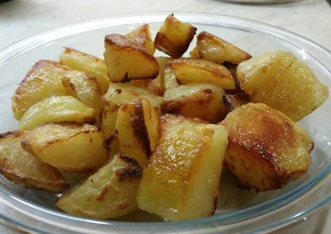 Quick roast potatoes Recipe -  Are you ready to cook? Let's try to make Quick roast potatoes in your home!